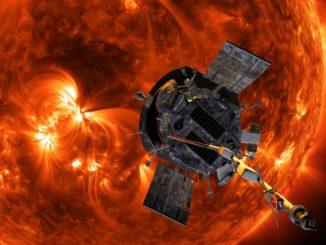 La sonda spaziale della NASA sempre più vicina al Sole