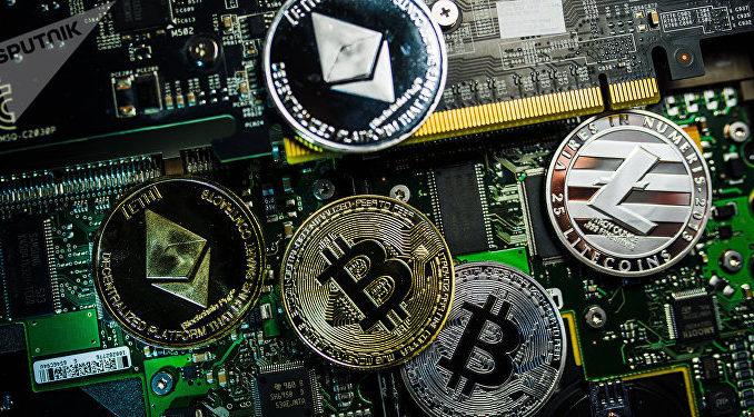© Sputnik . Evgeny BiyatovValore del Bitcoin cresce del 15%