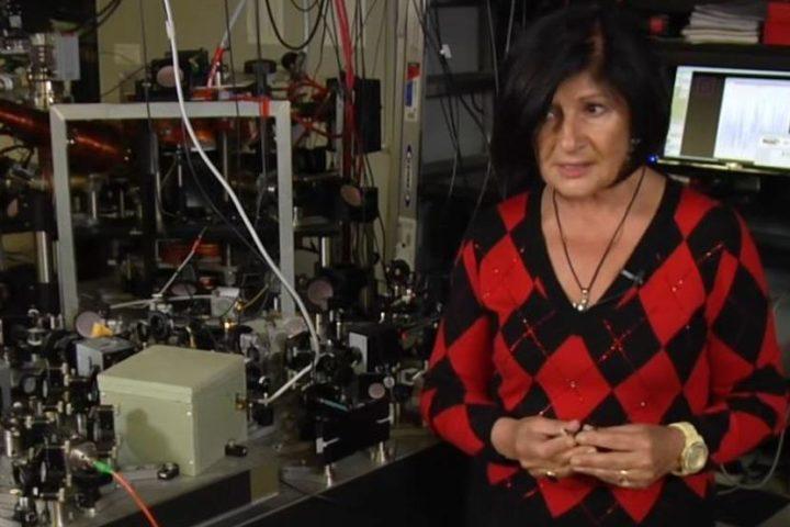 Elena Aprile, la ricercatrice a capo del team internazionale che ha realizzato l'esperimento