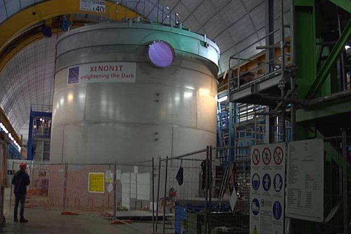 Il cilindro di Xenon
