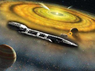 Studioso conferma che Oumuamua è una sonda aliena