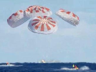 Lo spettacolo della Dragon di SpaceX domani in Florida