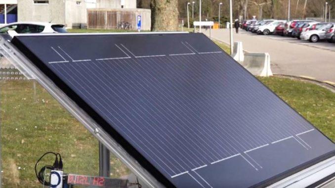 hydrogen-solar-panel