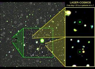 Raddoppiata la distanza di osservazione dei fenomeni interstellari
