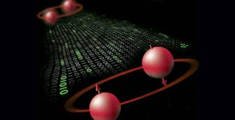 L'entanglement quantistico e l'influenza fra oggetti nello spazio tempo