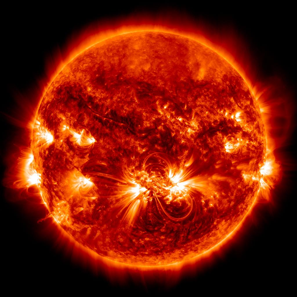 Sul Sole cambia il tempo meteorologico della sua corona