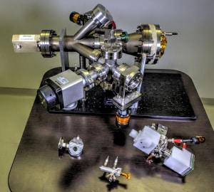 Il dispositivo in grado di modulare l'emissione di raggi X per inviare informazioni. | Nasa