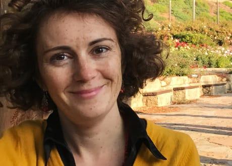 Anne Sicard, autrice principale dello studio (Anne Sicard)