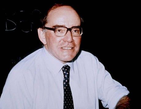 Martin Fleischmann, in un'immagine d'epoca (Science Photo Library/AGF)