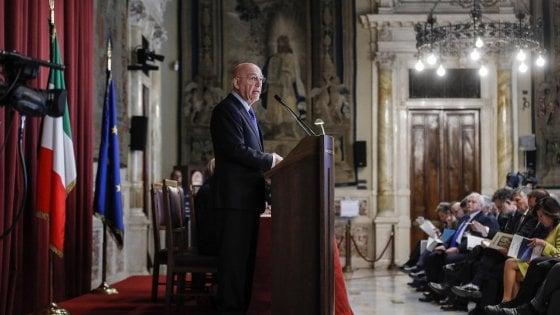 Antonello Soro, presidente dell'Autorità Garante per la protezione dei dati personali(ansa)