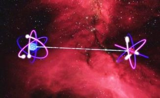 La comunicazione quantistisca avviene a velocità maggiore della luce