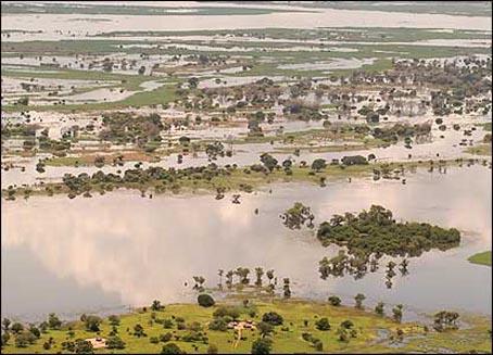 Il cambiamento climatico provoca forti cicloni nell'Oceano Indiano