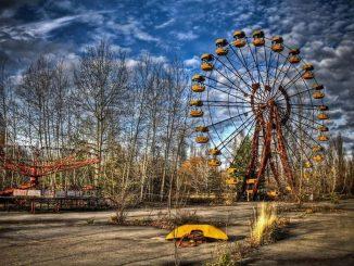 Droni volano su Chernobyl e ne misurano la radioattività