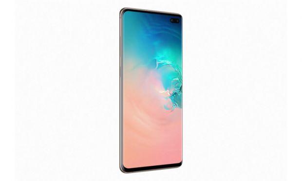 Il nuovo Galaxy S10+ di Samsung. Come gli altri dispositivi recenti della casa coreana integra Knox – Credits: Samsung