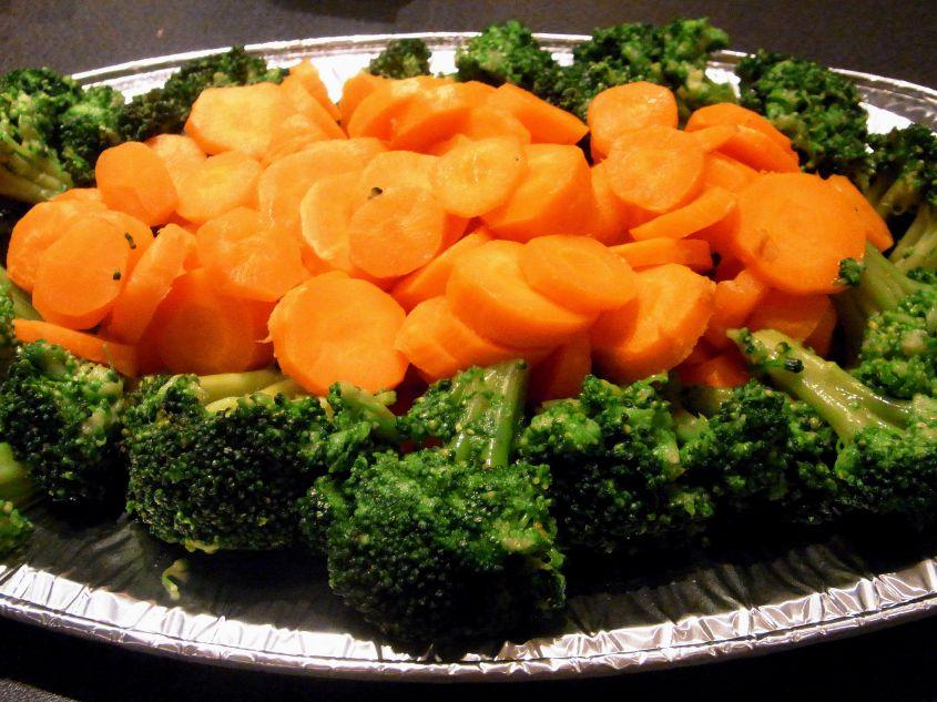 Le verdure aiutano a curare i tumori
