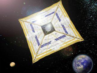Viaggiare nello spazio grazie alla spinta del Sole