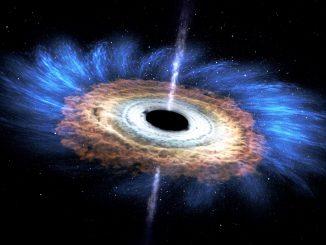 Nuovo apparato per ampliare la risoluzione per le foto dei buchi neri