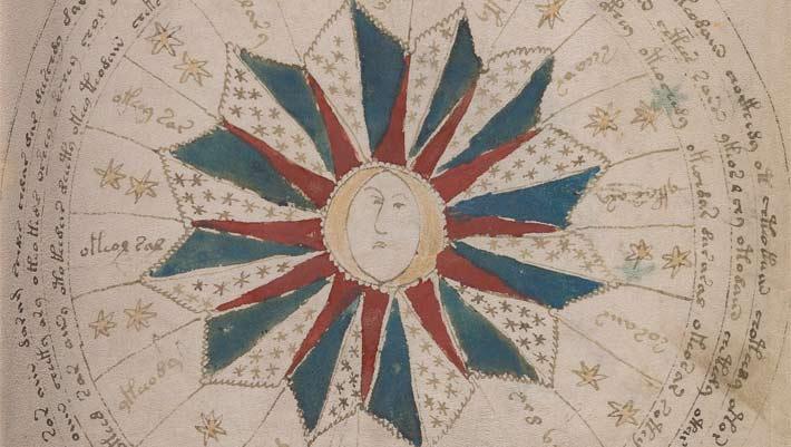 Decifrata la più antica enciclopedia manoscritta