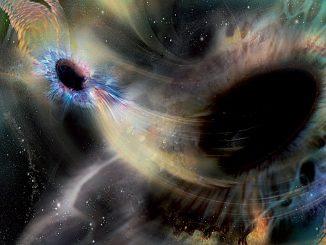 Osservato un buco, forse di materia oscura, nella Via Lattea