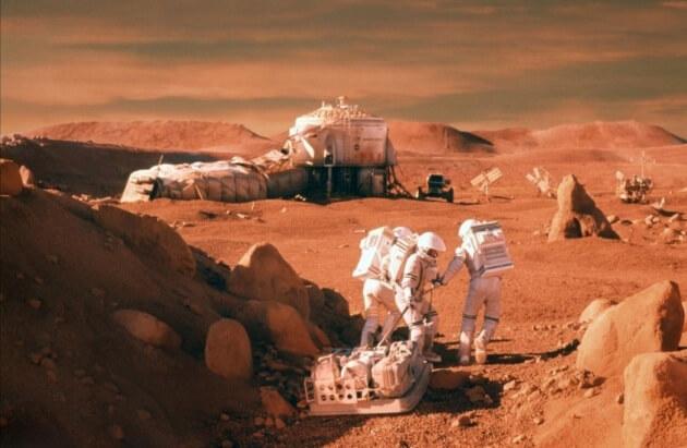 Progetti e possibili soluzioni per la colonizzazione di Marte