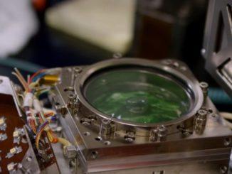 Microalghe per la produzione di ossigeno e cibo nello spazio