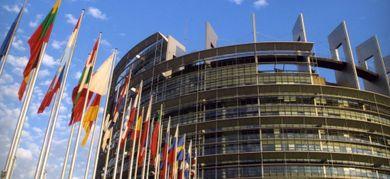 La sede del parlamento europeo a Strasburgo (agefotostock / AGF)