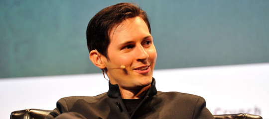 Pavel Durov, ceo di Telegram