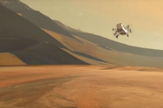 Esplorazione di Titano