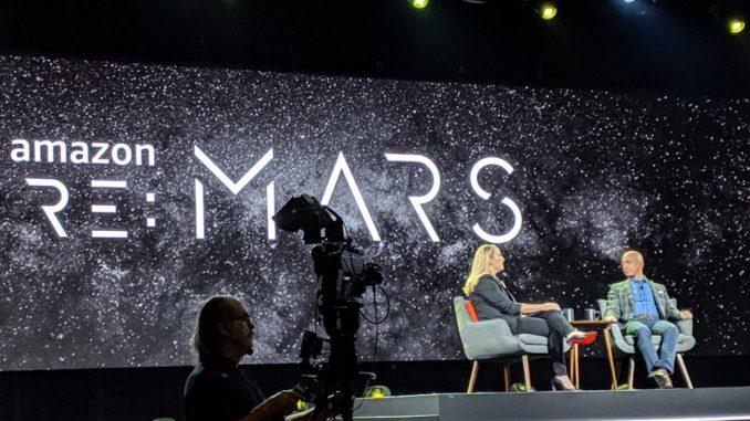 Re: MARS, trasferire le produzioni industriali nello spazio