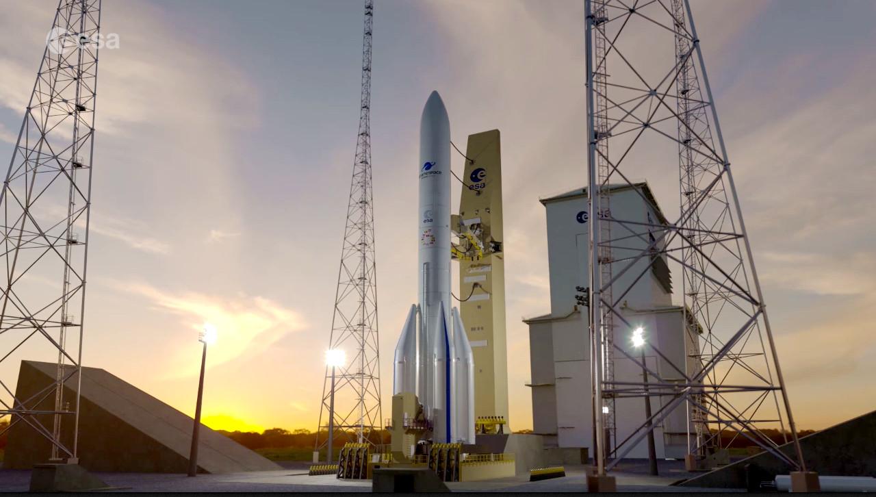 L'Esa crea una nuova generazione di vettori di lancio spaziali