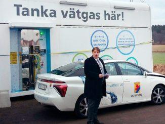 In Svezia le prime stazioni per il rifornimento di idrogeno solare