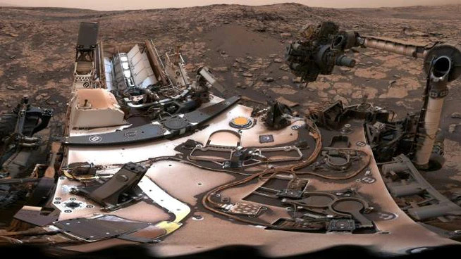 Rover Curiosity (NASA)