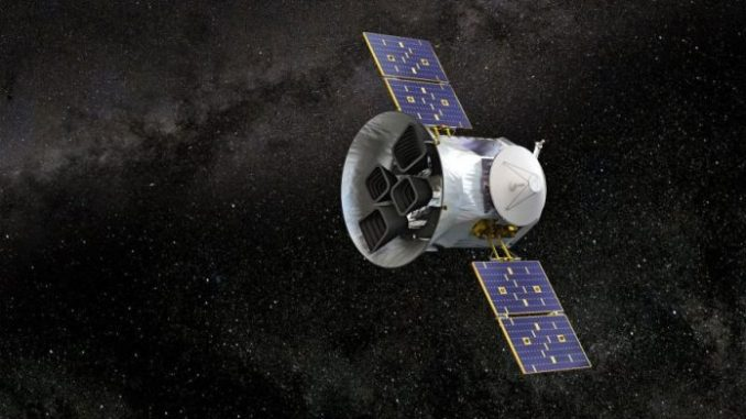 TESS o Transiting Exoplanet Survey Satellite