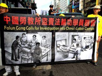 In CIn Cina vengono prelevati a detenuti gli organi per i trapiantiina vengono prelevati a detenuti organi per i trapianti