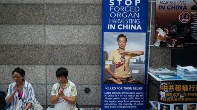 In Cina vengono prelevati a detenuti organi per i trapianti