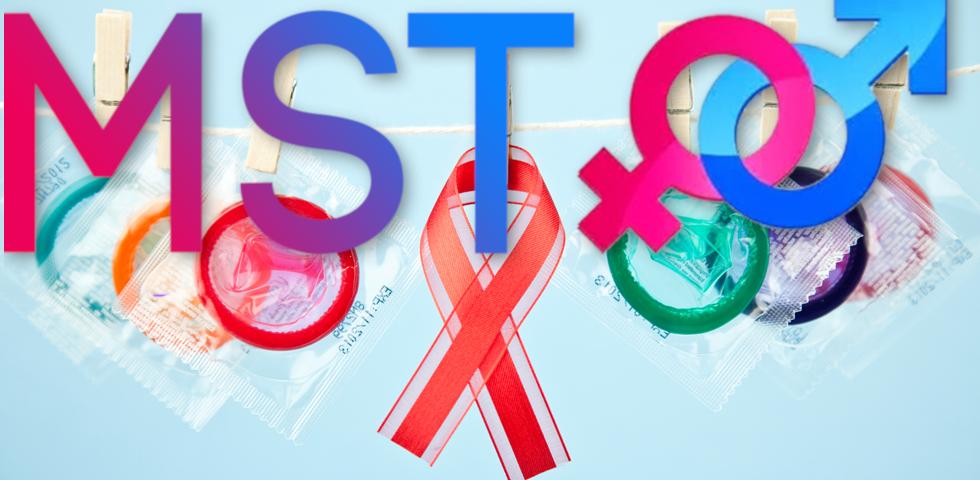 In Italia è alto il pericolo di malattie sessualmente trasmissibili