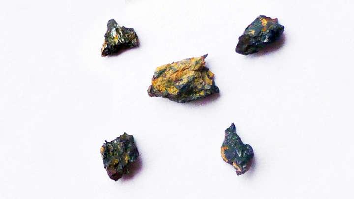 Granello di polvere di cometa ritrovato in un meteorite