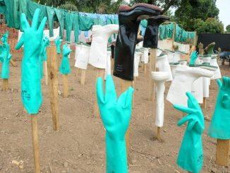In espansione l'epidemia di ebola in Africa