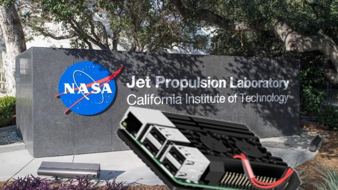 Hacker ha violato la NASA con un Raspberry Pi