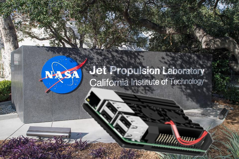 Hacker ha violato la NASA con un Raspberry Pi