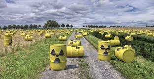 In Italia, i rifiuti radioattivi, non trovano un posto