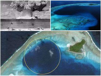 Contaminazione radioattiva in tutta una intera regione del Pacifico