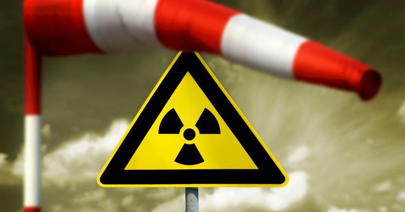 Una nube radioattiva ha attraversato l'Europa nel 2017