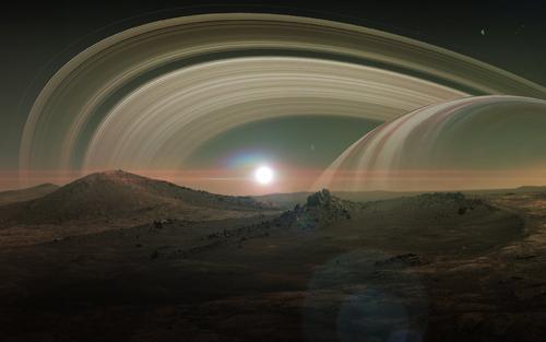 Una sonda della NASA per scoprire la vita su Titano