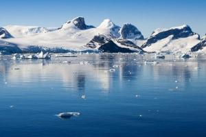 Un tratto di costa antartica. | Shutterstock