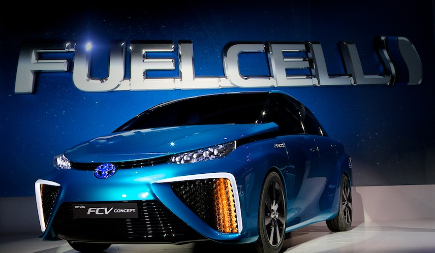 Rilancio delle auto a idrogeno per un futuro low carbon