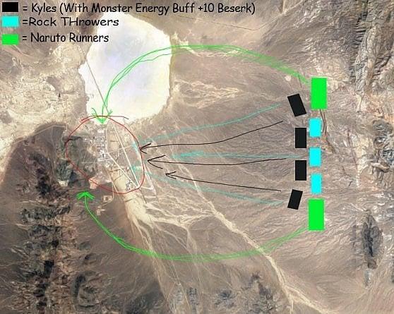 Attacco a Area 51