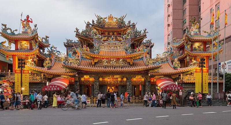 L' oggetto misterioso dell' Asia: Taiwan