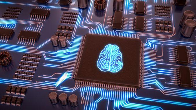 Rete neuromorfica ispirata al funzionamento del cervello umano