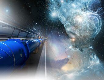 LHC e lo spazio